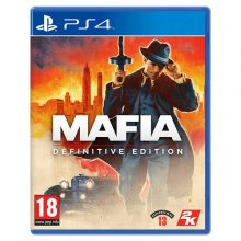 بازی Mafia: Definitive Edition برای PS4