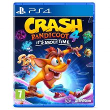 بازی Crash Bandicoot 4 برای PS4