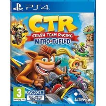 بازی Crash Team Racing Nitro Fueled – پلی استیشن 4
