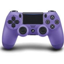 دسته PS4 طرح Electric Purple