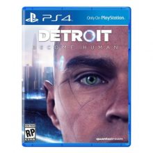 Detroit become human Region All PS4