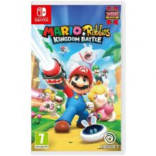 بازی Mario + Rabbids Kingdom Battle – نینتندو سوییچ
