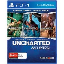 بازی Uncharted Nathan Drake Collection