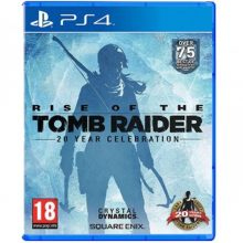 بازی Rise of the Tomb Raider برای PS4 – کارکرده