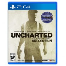بازی UNCHARTED: The Nathan Drake Collection برای PS4 – کارکرده